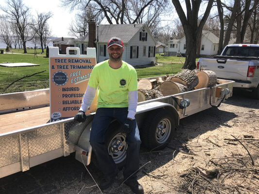 Tree Removal in Madison and Pewaukee WI